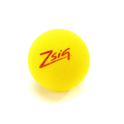 Mini Tennis Red Stage 3 Practice 8cm cut foam ball - single ball