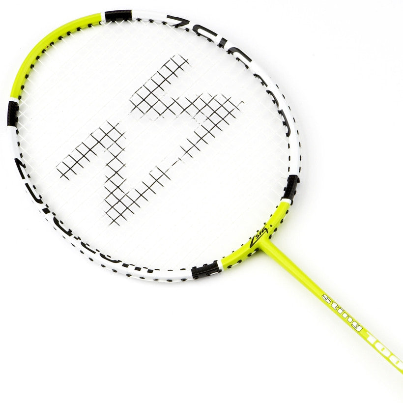 Zsig Sting Badminton Racket - head-light, fused frame