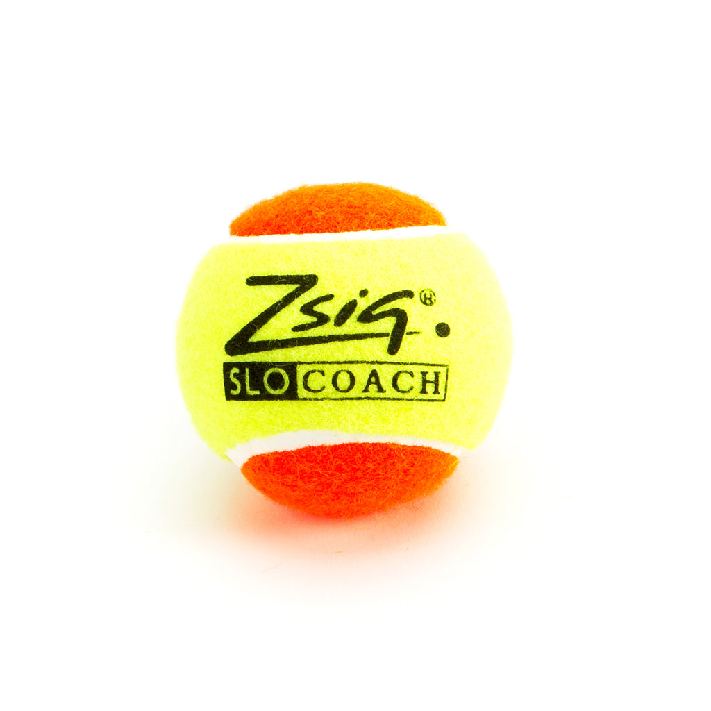 Slocoach Orange low energy Mini Tennis Ball