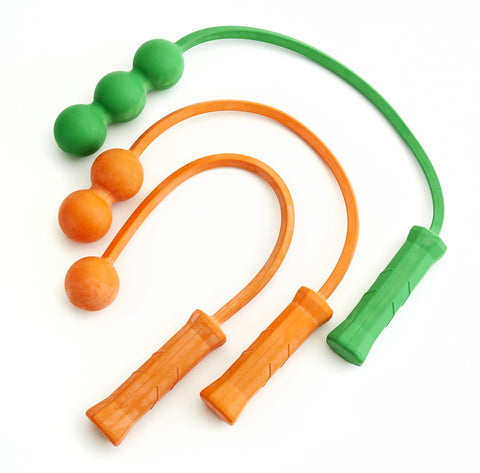 Tennis Serve Coaching Aid. Servemaster Academy Set of 3 sizes, in green and orange.