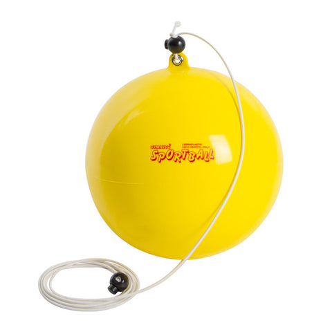 Sports Trainer Ball for handball, volleyball and football. Trains reactions, tones and enhances pelvic mobility.