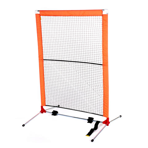 Tennis Coaching Equipment - portable mini rebound net for tennis training.