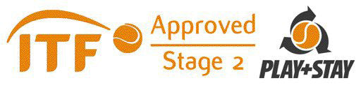 ITF Approved Stage 2 Play + Stay