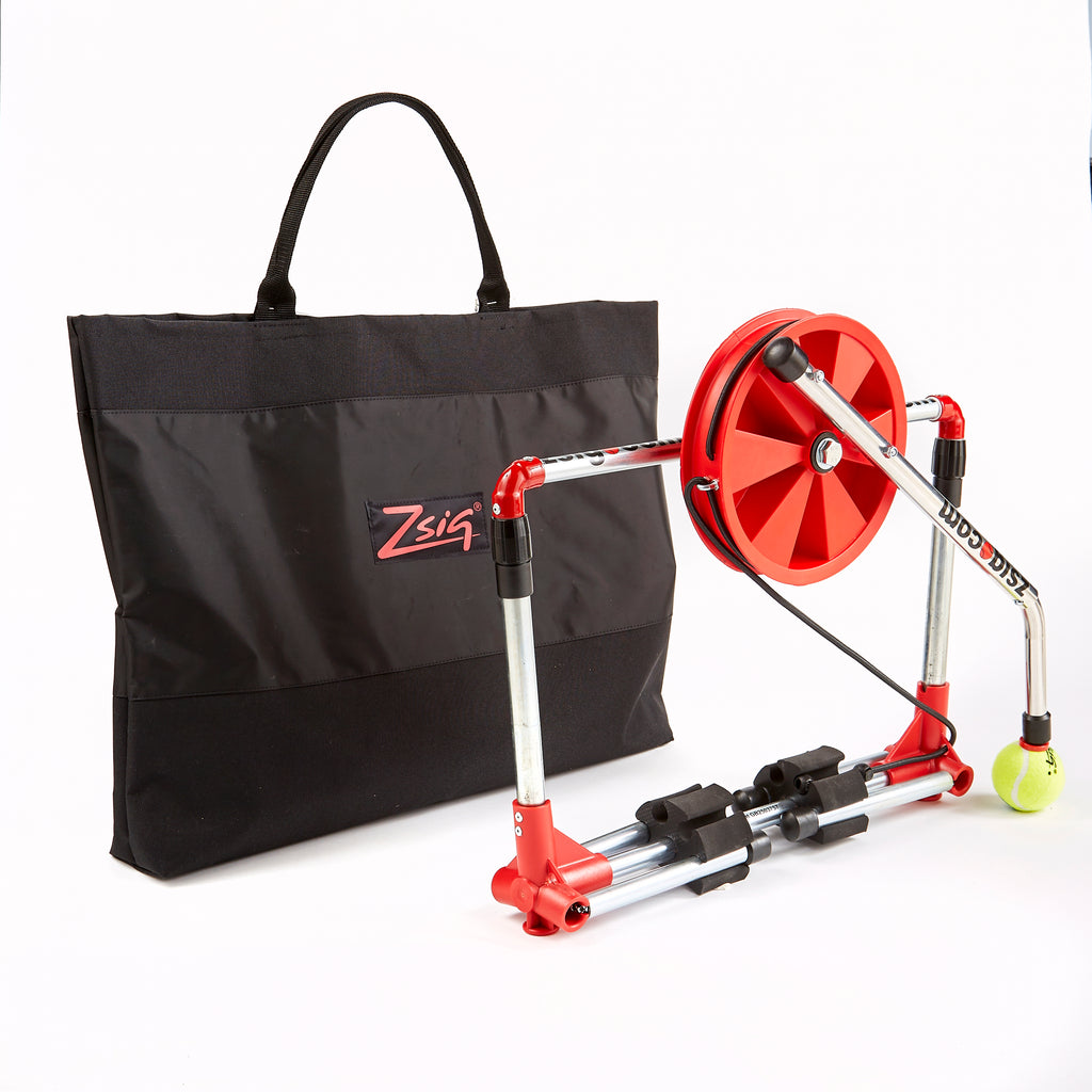 Zsig Strike Station now comes in a smart Carry Bag