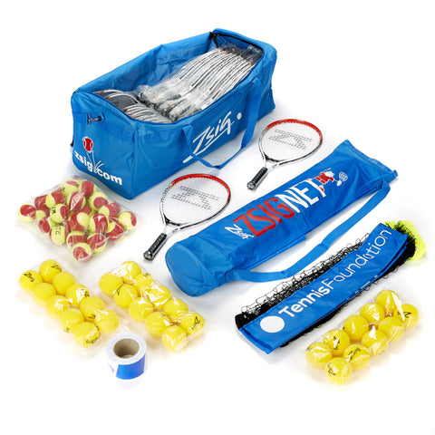 Standard Schools Tennis Equipment Pack