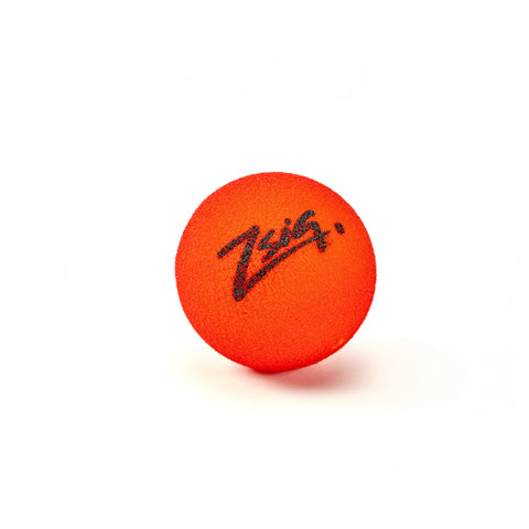 ZSIG Tough Guy pick-resistant 8cm red Mini Tennis Ball