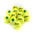 Green Dot Mini Tennis Balls from Zsig. 1 Dozen balls.