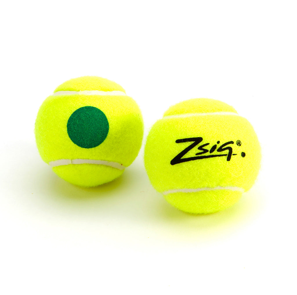 Mini Tennis | Green Stage | Green Dot Ball