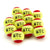 Mini Tennis Balls - a dozen Zsig Slocoach Big Red balls for Stage 3 & Red Stage coaching
