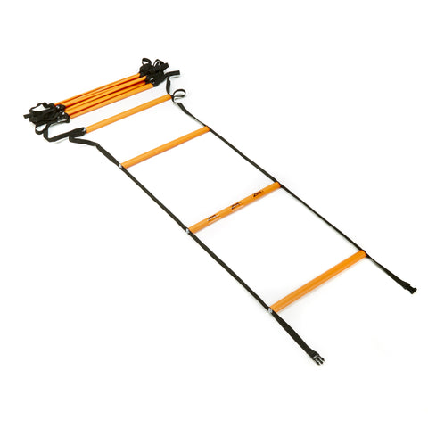 Agility Footwork Ladder | Semi-round Rung | 4m