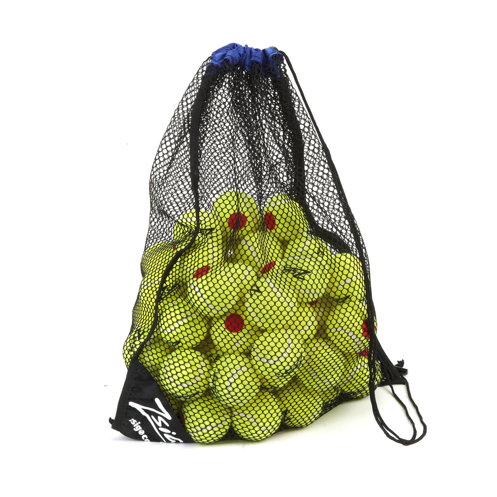 Mini Tennis Orange Stage 2 SLOcoach Orange -  60 ball bag