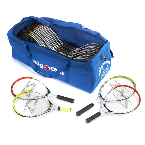 Mini Tennis | Mixed Class Pack of 24 Rackets
