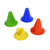 Soft, safe, pliable Sports Marker Cones for Early Years, Primary School and home. Sports training, fun and games!