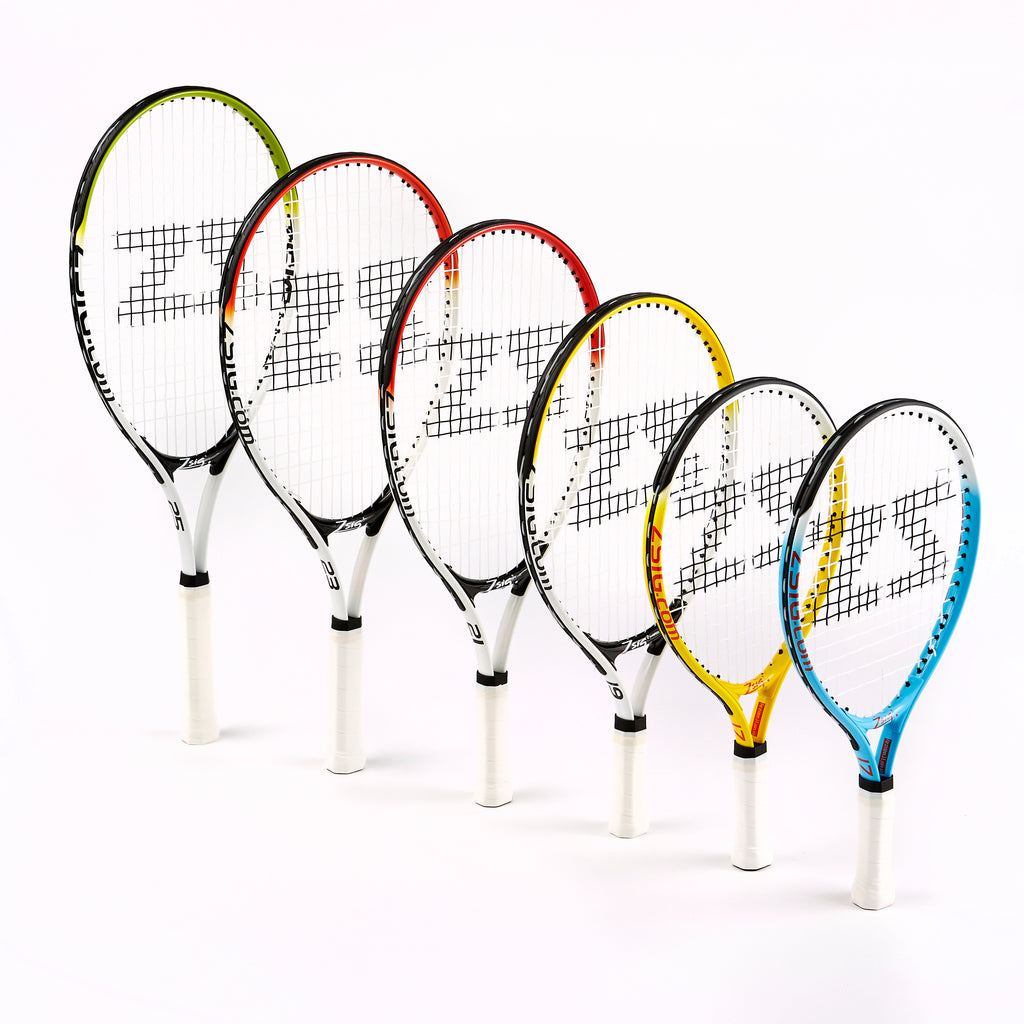 ZSIG range of Mini Tennis Rackets