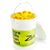 Zsig Advance 8cm cut foam Mini Tennis balls in a bucket of 48 balls