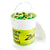 Zsig LINK Green Mini Tennis Balls in a bucket of 96 balls