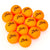 ZSig MP9 Tough Guy sponge ball in orange - a dozen