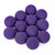 Zsig MP9 Tough Guy sponge ball in purple - a dozen