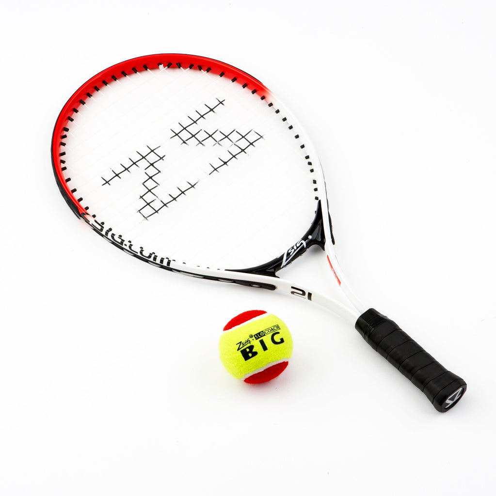 Mini Tennis Racket: Red Stage 21 inch racket