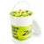 Zsig Orange Dot Mini Tennis balls in a bucket of 96 balls