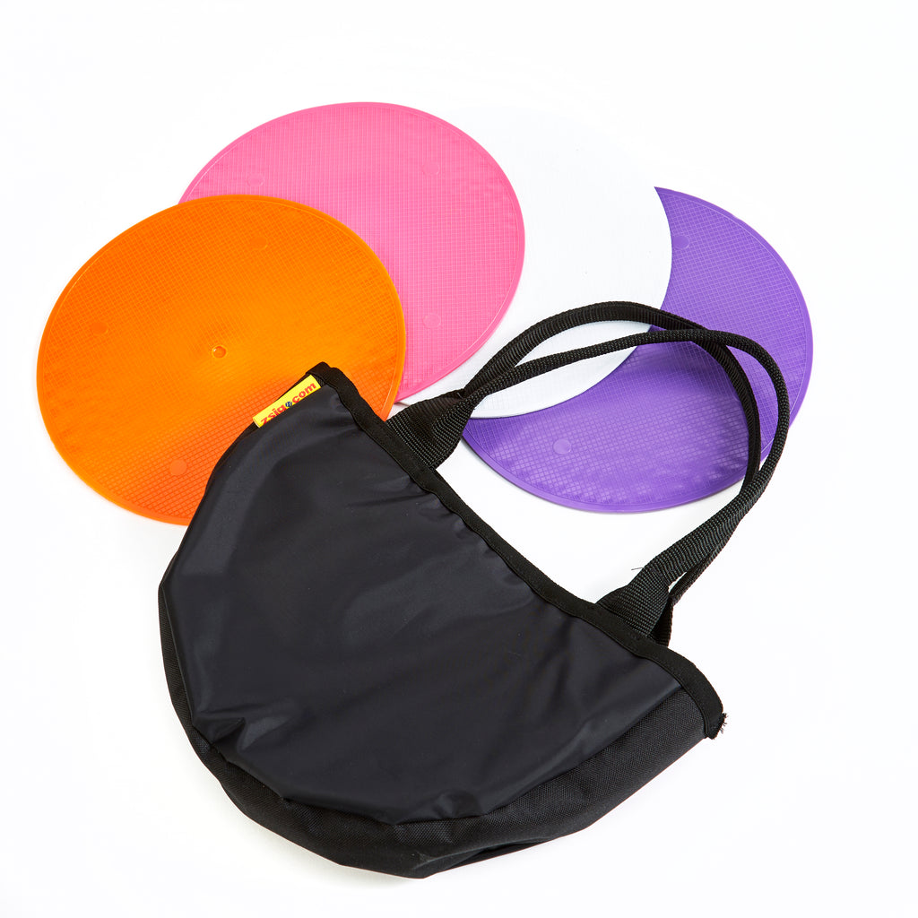 Zsig Throw Down Spots 23cm with carry bag
