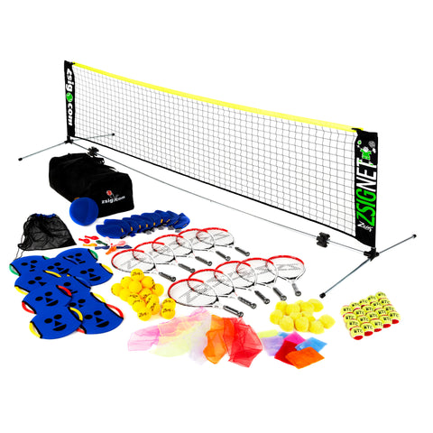 Mini Tennis | Early Years & Inclusive Set | with 3m Net