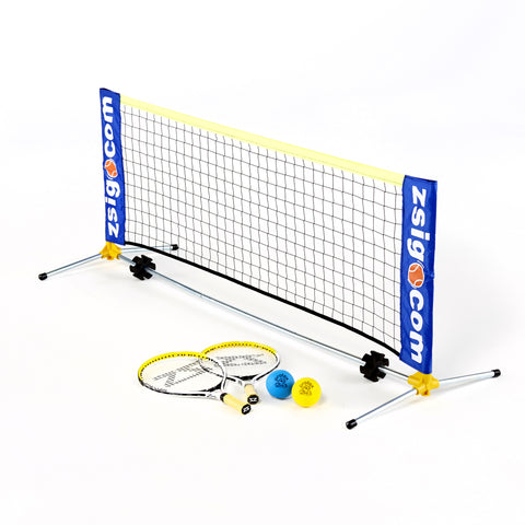 Mini Tennis | Early Years Garden Set | with 1.8m Net