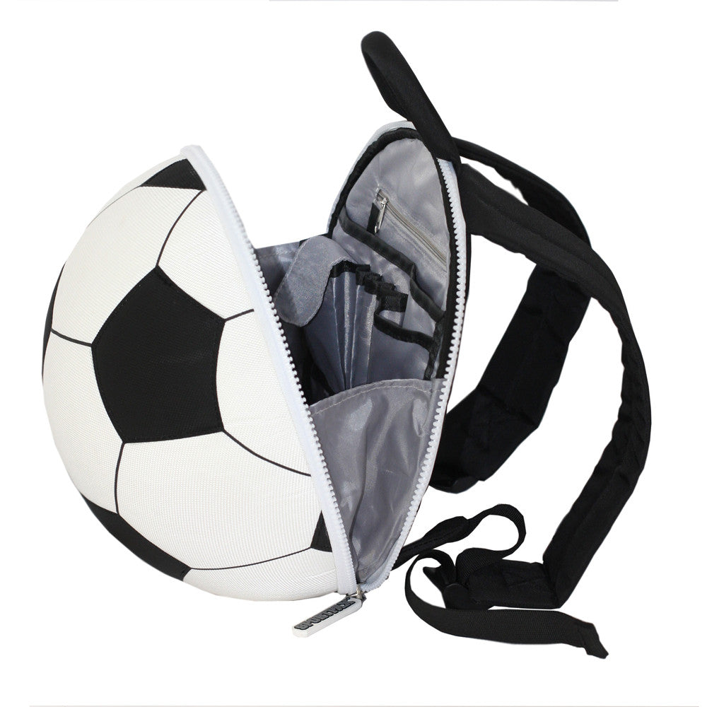 Football kids' sports backpack for school, sports kit or days out