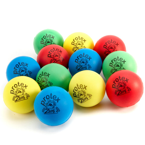 Early Years Protex 9cm Balls | Dozen (12)
