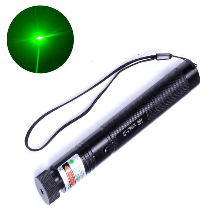 5 MW Military Green Laser Pointer Pen
