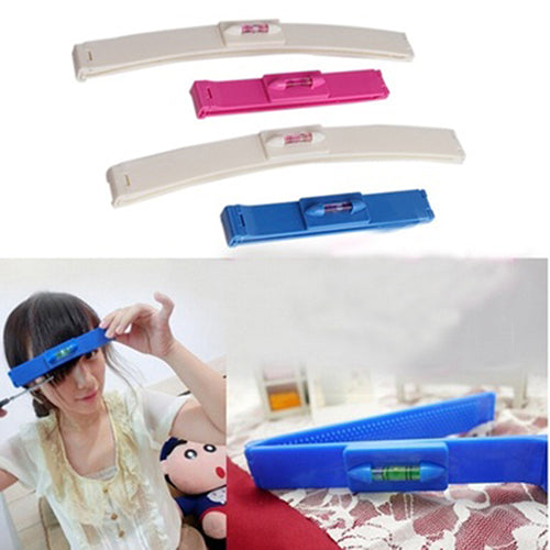 Bangs Level Hair-Cutting Tool