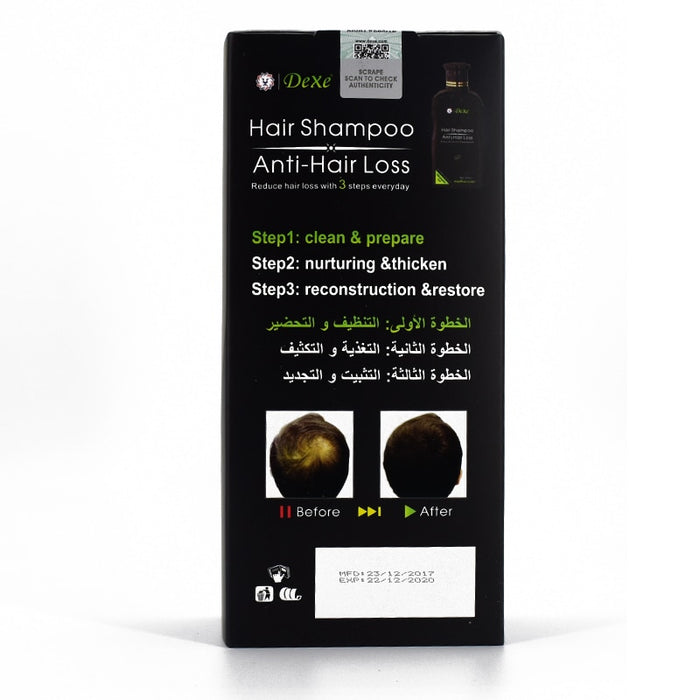 Dexe Organic Hair Growth Shampoo