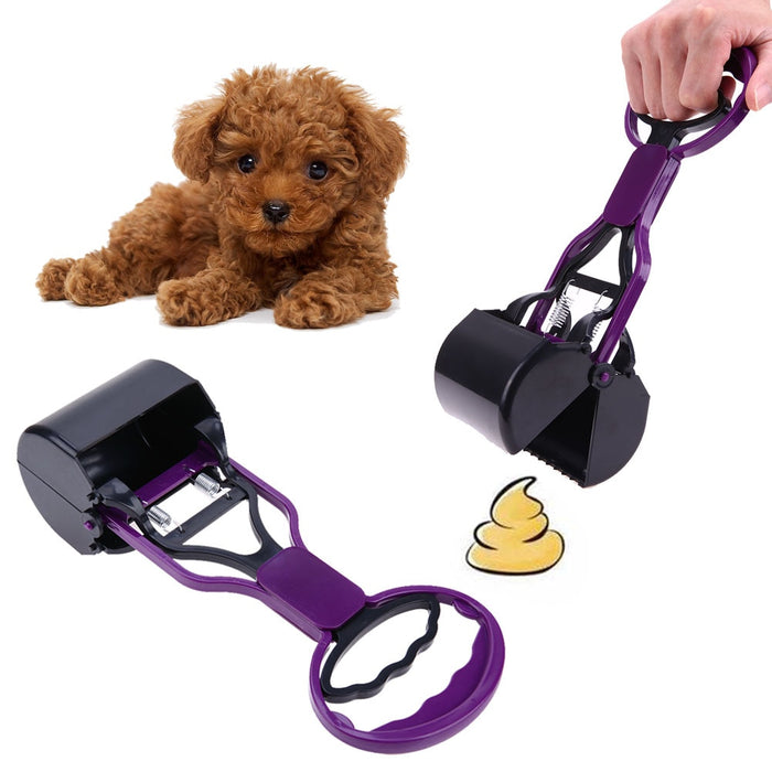 Hand Free Dog Poop Collector