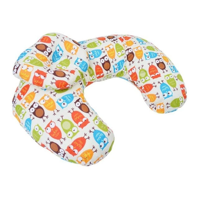 Baby U-Shaped Breastfeeding Pillow