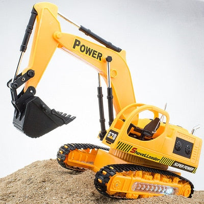 Excavator Chargeable RC Car Toy