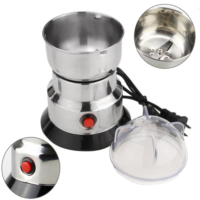 Electric Stainless Steel Grinder