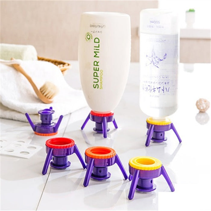 Toss It Bottle Cap Stand Kit (6 pcs)