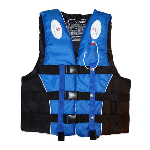 Life Vest with Whistle