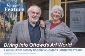 Diving into Ottawa's Art Scene
