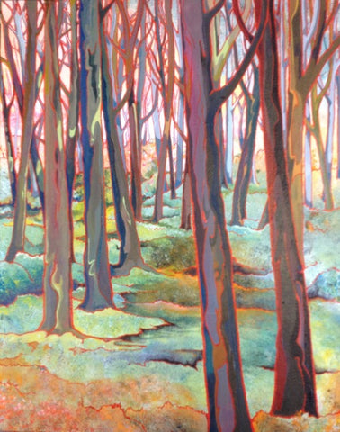 elisabeth arbuckle ~ The Edge of the Woods