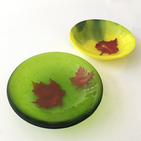 jennifer anne kelly ~ Leaf Bowl(s)