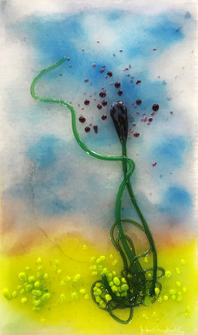 jennifer anne kelly ~ Organic floral #3