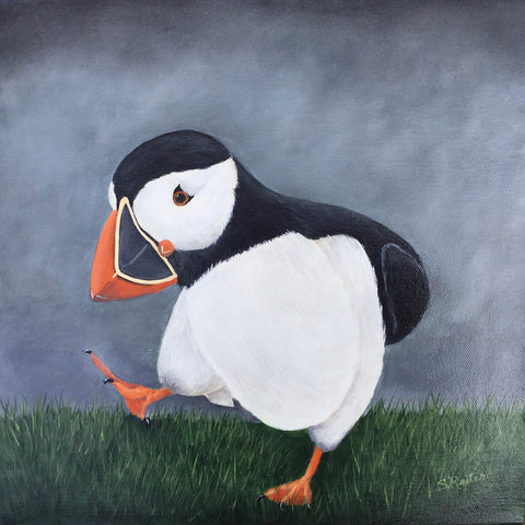 susan reiter ~ Happy Feet (puffin)