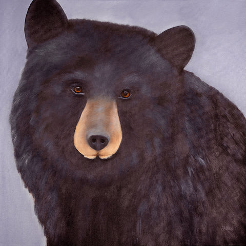 anita utas ~ The Mystic (black bear)