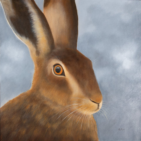 anita utas ~ The Sentinel (rabbit)