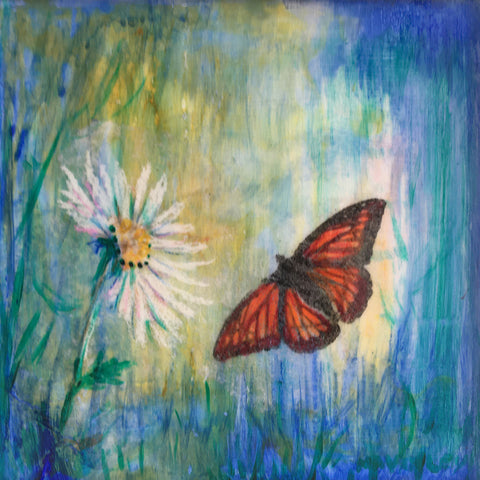 mary ann varley ~ Admirable (butterfly)
