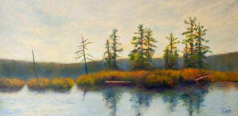 karen whyte ~ Ragged Lake IV