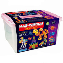 Load image into Gallery viewer, Comprehensive Bundle Set ( Magnefun 1000 pcs + Mag-Wisdom 258 pcs)