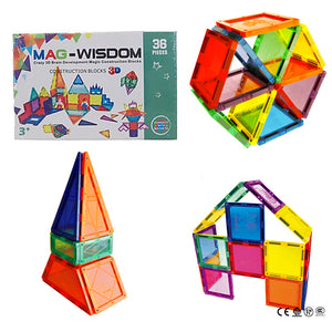 Magwisdom (Tiles) 36 Pieces