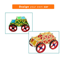 Load image into Gallery viewer, Car Bundle Set: 272 Magnefun + 40 Magwisdom Set
